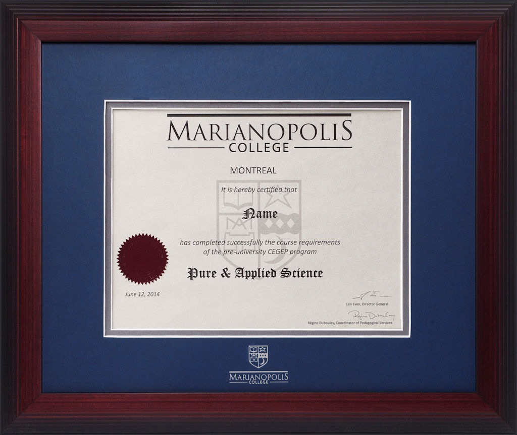 Enchanting Duke Diploma Frame Elaboration - Framed Art Ideas ...